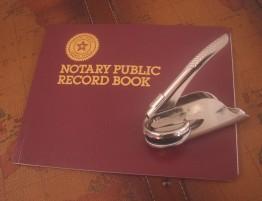שימוש בסמכות של נוטריון ציבורי על פי דין אחר