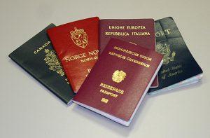 אזרחות אירופאית - דרכון אירופאי